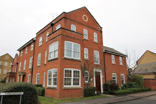 Thumbnail End terrace house for sale in Hambledon Way, Sherfield Park