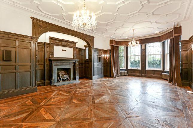 Thumbnail Flat to rent in Wedderburn Road, Hampstead, London