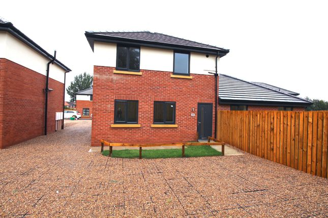 Thumbnail Flat to rent in Hoddesdon Crescent, Dunscroft, Doncaster