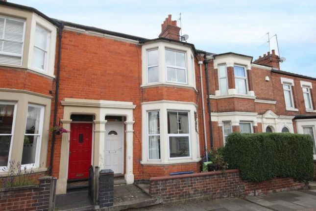 Thumbnail Terraced house for sale in Cecil Road, Northampton