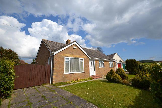 Thumbnail Detached bungalow for sale in Jessopp Avenue, Bridport