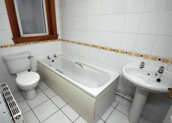 Bathroom of Dundonald Park, Cardenden, Lochgelly, Fife KY5