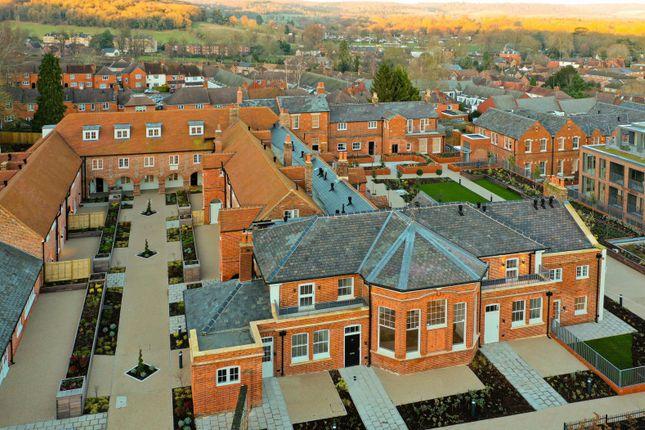 Overhead View of Wordsworth Court, Laureate Gardens, Henley-On-Thames RG9