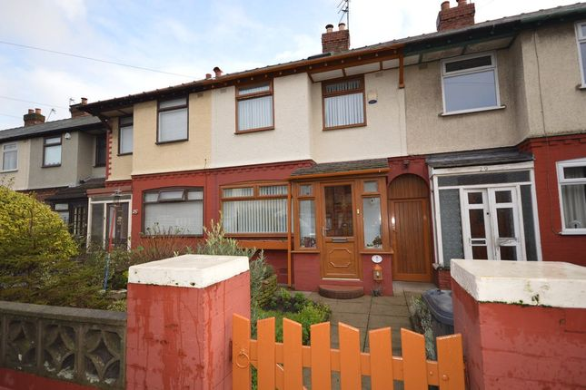 Thumbnail Terraced house for sale in Cookson Road, Liverpool