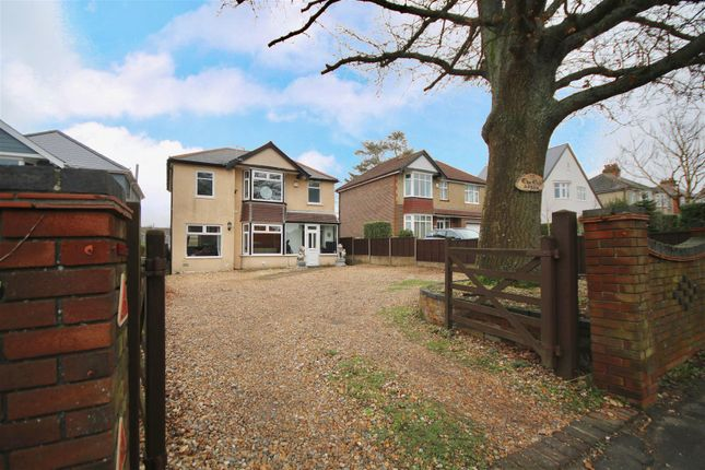 Thumbnail Detached house to rent in Lovedean Lane, Waterlooville