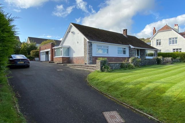 Thumbnail Bungalow for sale in New Road, New Quay, Ceredigion