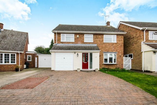 Thumbnail Detached house for sale in Gager Drive, Tiptree, Colchester