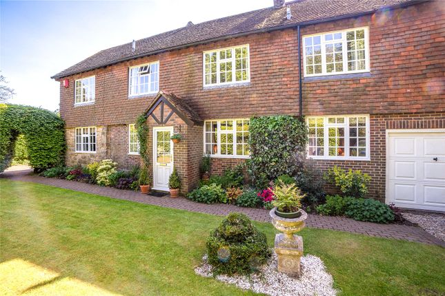 Thumbnail Terraced house for sale in Staplefield Road, Cuckfield, West Sussex