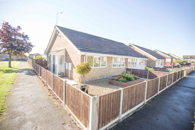 2 bed semi-detached bungalow for sale in Fjord Walk, Corby