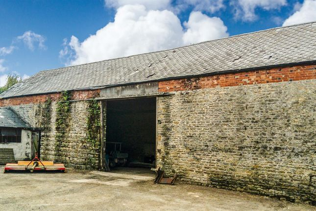 Thumbnail Barn conversion for sale in Mill Road, Whitfield, Brackley