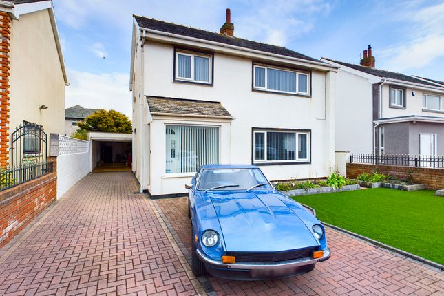 3 bed detached house for sale in Freemantle Avenue, Blackpool FY4