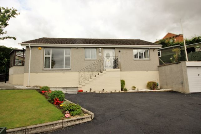 Thumbnail Detached bungalow for sale in School Brae, Bo'ness