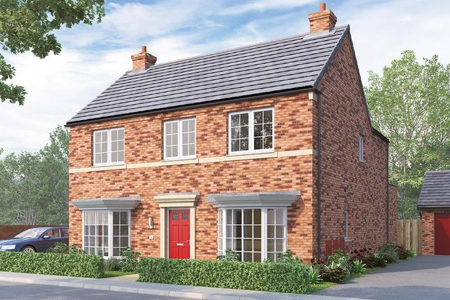 "Thumbnail Detached house for sale in ""The Tetbury"" at Steeplechase Way, Market Harborough"
