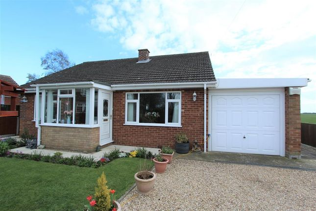 Thumbnail Detached bungalow for sale in Lakeside Lido Caravan Camp, Warren Road, North Somercotes, Louth