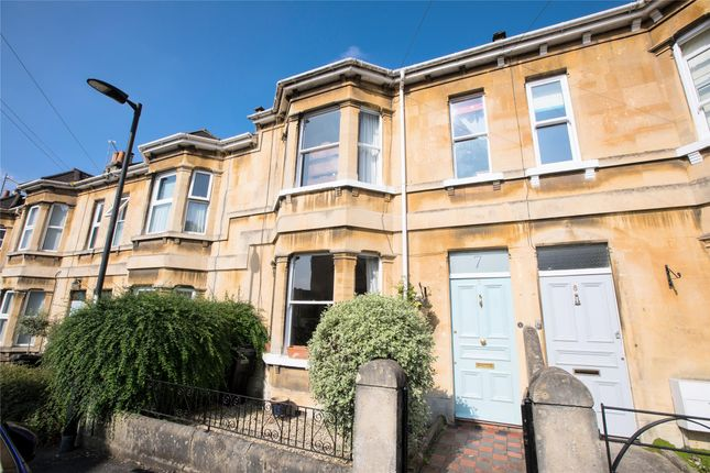Thumbnail Terraced house for sale in Warwick Road, Bath