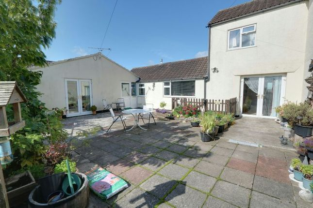Thumbnail Detached house for sale in With Attached Bungalow, Five Acres, Coleford