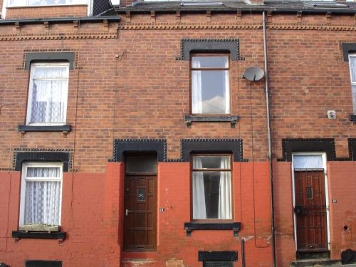 Thumbnail Terraced house to rent in Clark Mount, East End Park, Leeds