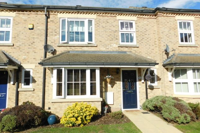 Thumbnail Terraced house for sale in Weavers Orchard, Arlesey, Beds
