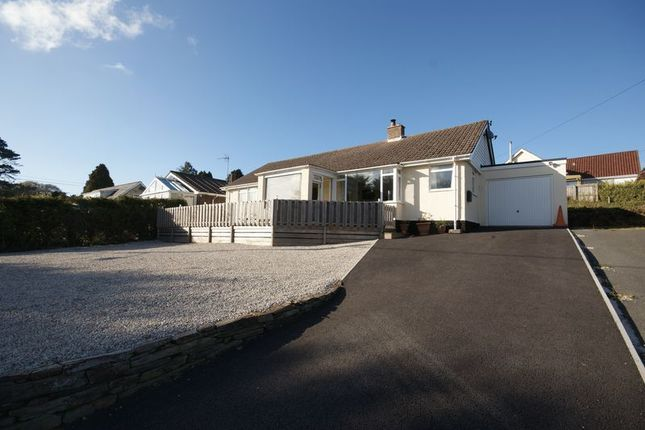 Thumbnail Bungalow for sale in Castle Hill Court, Cross Lane, Bodmin