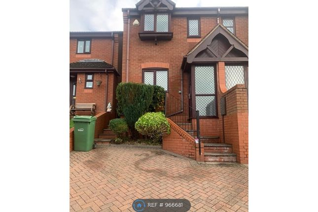 2 bed semi-detached house to rent in Thornleigh, Dudley DY3
