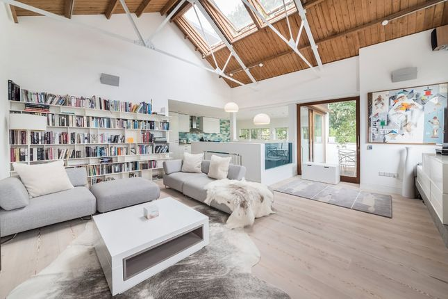 Thumbnail End terrace house for sale in Kirkwood Road, London