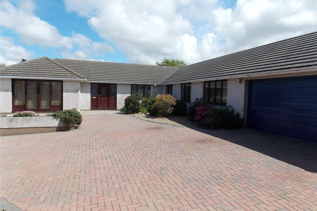 Thumbnail Detached bungalow for sale in Richards Lane, Paynters Lane, Redruth