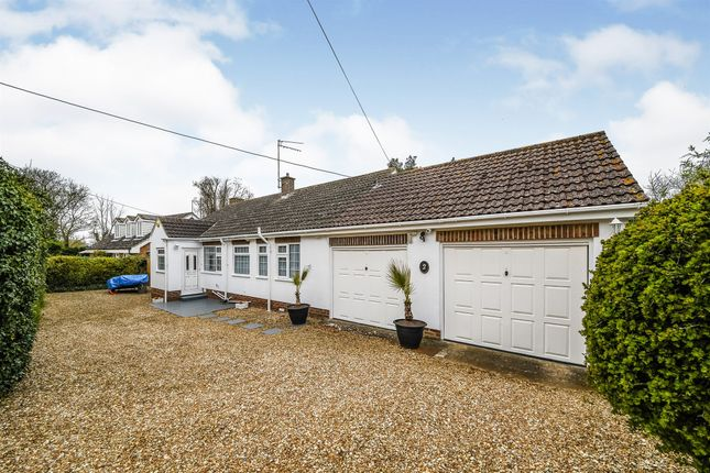 3 bed detached bungalow for sale in Ringstead Road, Heacham, King's Lynn PE31