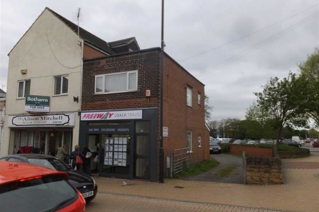Office to let in 37A, 37A Outram Street, Sutton In Ashfield, Notts