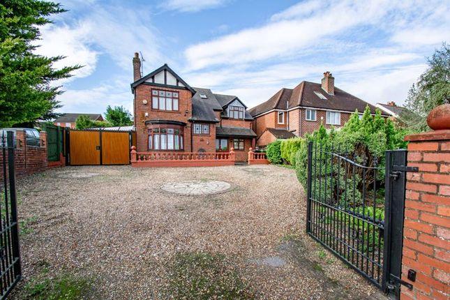 Thumbnail Detached house for sale in St. Kenelms Road, Romsley, Halesowen