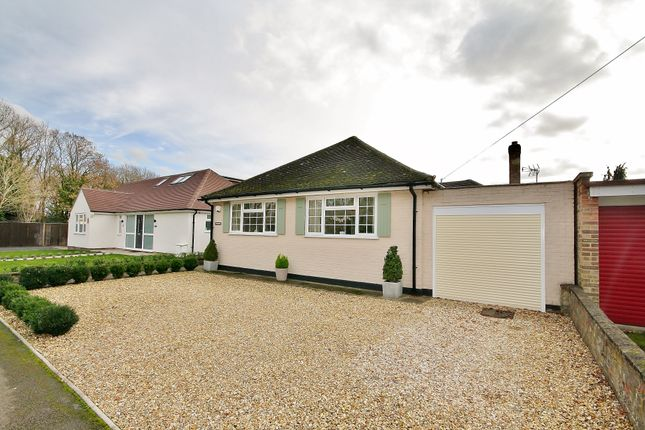 Thumbnail Detached bungalow for sale in Balfour Avenue, Woking