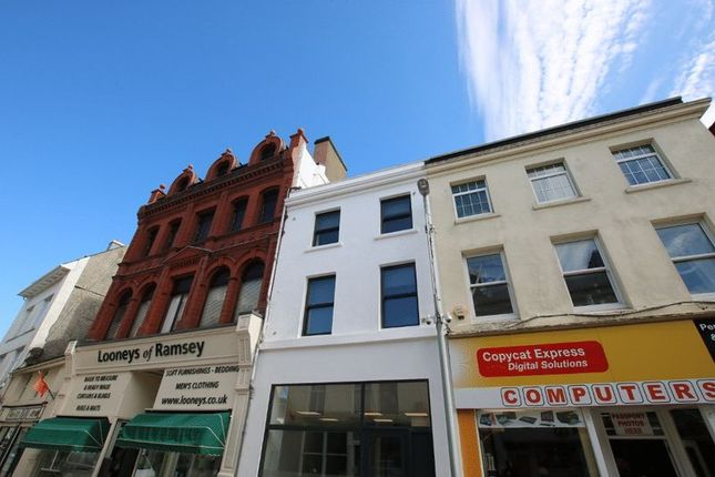 Thumbnail Flat to rent in Parliament Street, Ramsey, Isle Of Man