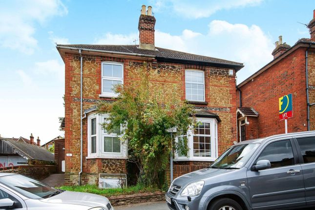 Thumbnail Property to rent in Upperton Road, Guildford