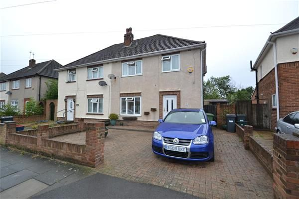 Thumbnail Semi-detached house for sale in Dudley Road, Feltham