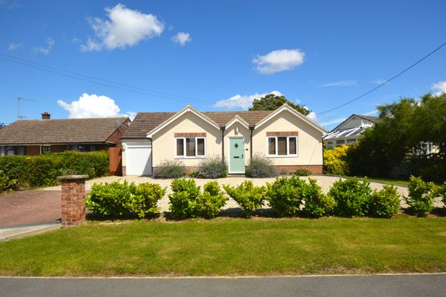 Thumbnail Bungalow for sale in Thistley Green Road, Braintree