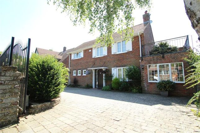 Thumbnail Detached house for sale in Hillside Avenue, Worthing, West Sussex