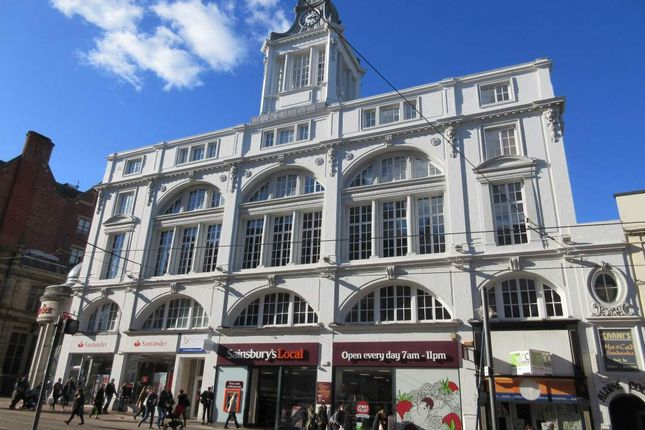 Thumbnail Retail premises to let in 11-15 High Street, Telegraph House, Sheffield