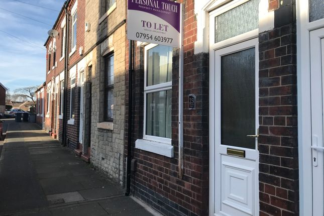 Thumbnail Terraced house to rent in Paynter Street, Stoke On Trent