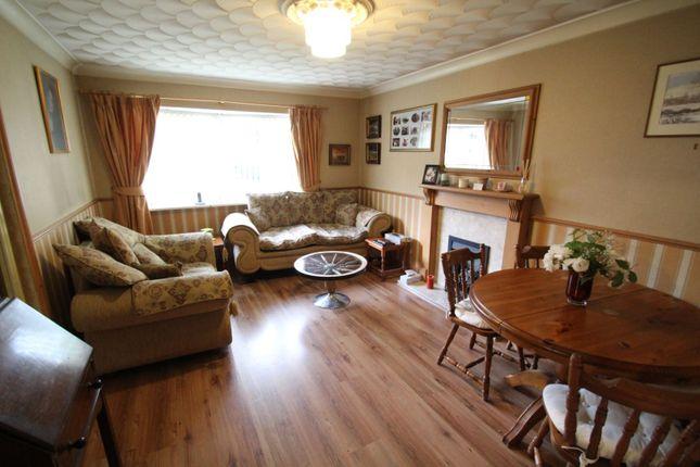 Lounge of Nethergreen Avenue, Killamarsh, Sheffield S21