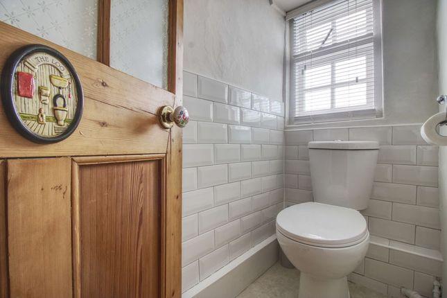 Cloakroom of South Street, Barnstaple EX32