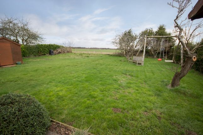 Rear Garden of Alverstone Road, East Cowes PO32
