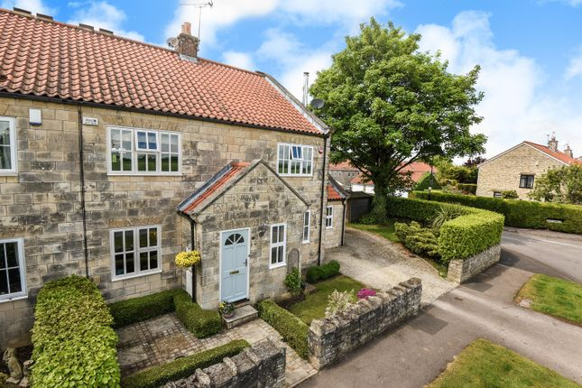 Thumbnail Cottage for sale in Aberford Road, Bramham, Wetherby