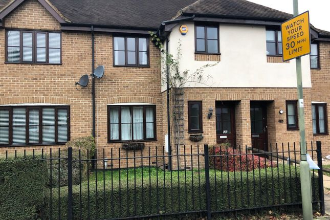 Thumbnail Terraced house to rent in Woodville Road, New Barnet