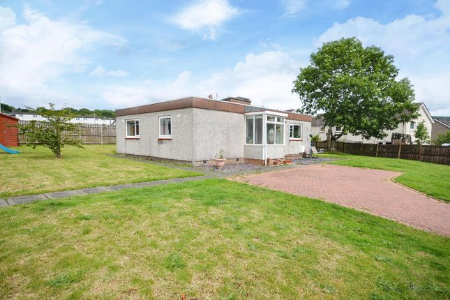 Thumbnail Bungalow for sale in Winston Road, Helensburgh, Argyll & Bute