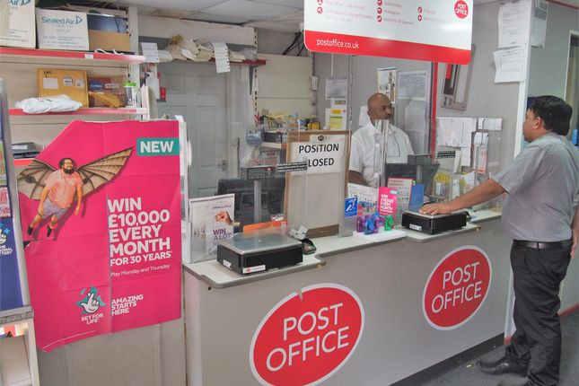 Thumbnail Retail premises for sale in Post Offices LE7, Anstey, Leicestershire