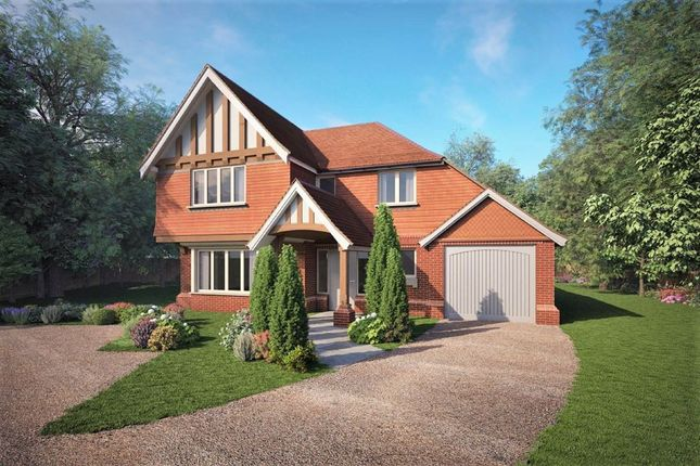 Thumbnail Detached house for sale in Thorn Road, Boundstone, Farnham