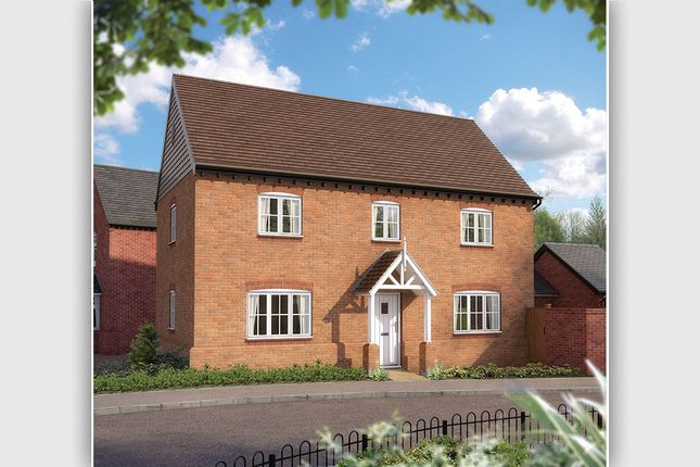 "Thumbnail Detached house for sale in ""The Welford"" at Bishopton Lane, Bishopton, Stratford-Upon-Avon"