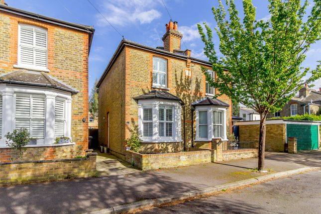 Thumbnail Semi-detached house to rent in Herbert Road, Kingston Upon Thames