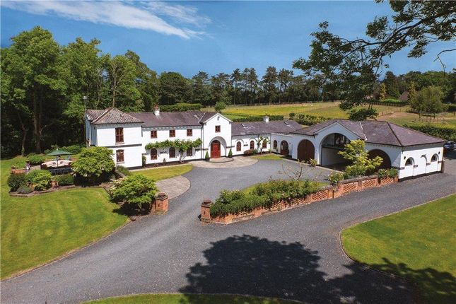Thumbnail Detached house for sale in Ullenhall, Henley-In-Arden, Warwickshire