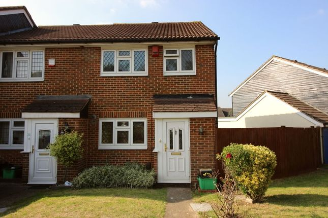 Thumbnail Semi-detached house to rent in Doveney Close, Orpington