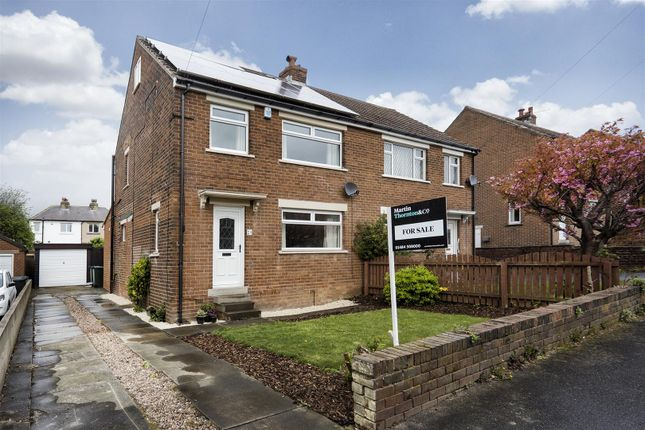 Thumbnail Property for sale in Highgate Avenue, Lepton, Huddersfield